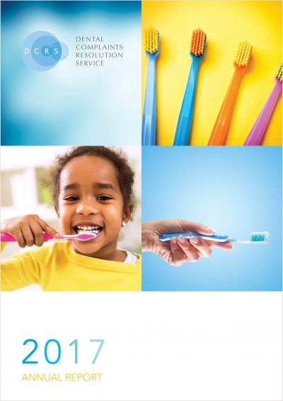 Dental Complaints Resolution Service Annual Report 2017